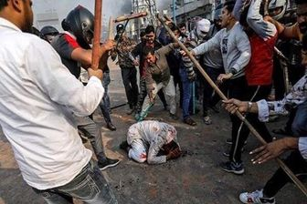 افزایش خشونت هندوهای افراطی علیه مسلمانان هند