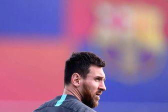 شوک بارسلونا از جدایی لیونل مسی