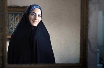 تبریک تولد بازیگر زن جوان برای نسیم ادبی