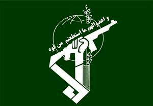 صف کشیدن ماشین های سپاه برای ضد عفونی کردن تهران/فیلم