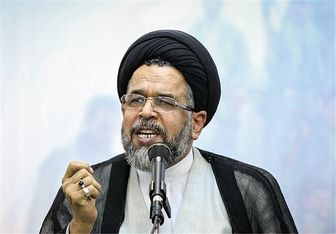 پیام وزیر اطلاعات به آیت الله آملی لاریجانی