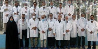 اعضای کمیسیون امنیت ملی از تاسیسات هستهای فردو و نطنز بازدید کردند