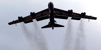 بمبافکن B-52 آمریکا توسط پدافند هوایی روسیه از مسیر خود بازگشت