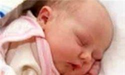 نوزاد ۸ ماهه مازندرانی بدون اسم