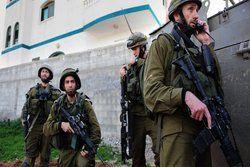 صهیونیست ها ۵ فلسطینی را دستگیر کردند