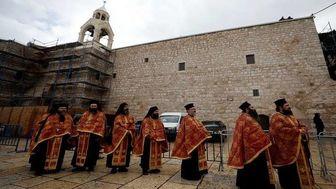 نقشه رژیم صهیونیستی برای کلیساهای قدس