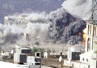 حملات گسترده متجاوزان سعودی به مناطق مسکونی در «الحدیده» یمن