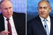زمان دیدار نتانیاهو با پوتین
