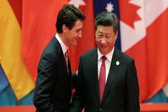 شرط و شروط کانادا برای چین