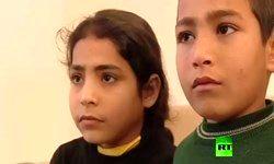 فرار معجزهآسای 2 کودک سوری از جهنم تروریستها