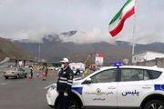 از ورود خودروهای پلاک شهرستان به تهران جلوگیری می شود