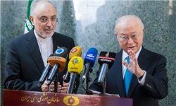 واشنگتن: آژانس باید جزییات برنامه هستهای ایران را گزارش کند