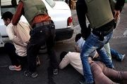 واکنش پلیس به درگیری مسلحانه اشرار در تهرانپارس