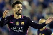 مدافع بارسلونا دستگیر شد