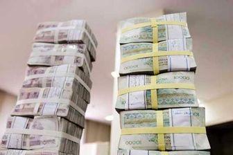 نقدینگی ۳.۴ درصد و پول ۵.۸ درصد رشد کرد