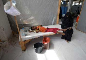 آمار مبتلایان به وبا در یمن از ۱۰۰ هزار نفر گذشت