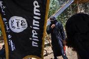 حمله هوایی به مخفیگاه داعش