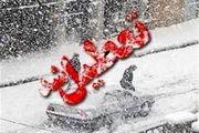 بارش شدید برف مدارس کردستان را فردا در نوبت صبح به تعطیلی کشاند