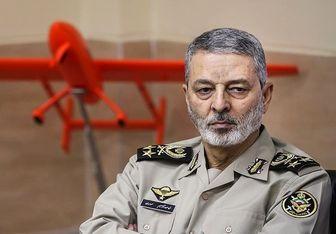 فرمانده ارتش درگذشت امیر لطفی را تسلیت گفت