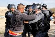 یورش صهیونیستها به شهر «نابلس»