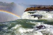 آبشار افسانه ای برای زوج های عاشق!/ عکس