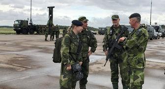 سوئد ارتش دوران جنگ سرد را احیا میکند