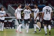 گینتر:خوشحال هستم نخستین گلم را برای آلمان زدم