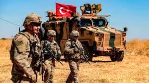 آغاز عملیات نظامی ترکیه در عراق