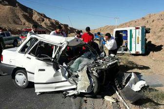 وقوع بیش از 3 هزار فقره از تصادفات شهریورماه در جاده های اصلی