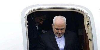 ظریف با وزیر خارجه انگلیس گفتگو کرد