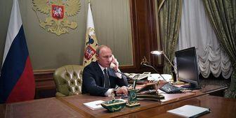 تماس تلفنی روسای جمهور روسیه و اوکراین برای کاهش تنشها