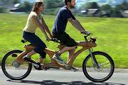 ارائه آموزش رایگان دوچرخهسواری در بوستان ترافیک