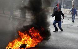 زخمی شدن ۲ فلسطینی در تیراندازی صهیونیستها