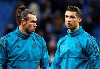 واکنش بازیکن رئال مادرید به پیوستن رونالدو به یووه