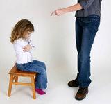 ۸ روش اصولی برای تنبیه کودکان!