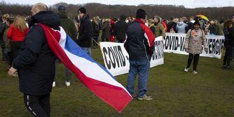 اعتراضات ضد دولتی در هلند در آستانه انتخابات سراسری