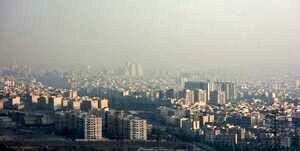 شهرداری ها کاری برای بهبود وضعیت هوای شهرها نکرده اند