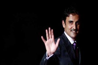 امیر قطر به تهران سفر می کند