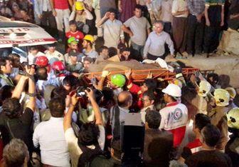 جزئیات وقوع حادثه کارگاه مترو کیانشهر
