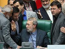 لاریجانی طرح تفاهمی دو فراکسیون را سلاخی کرد!