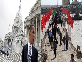 ملت ایران راه سرخ شهادت را ادامه می دهد