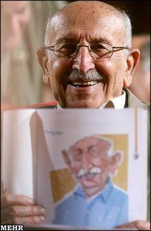 راز سلامتی مرتضی احمدی در ۸۸ سالگی
