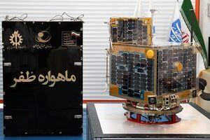 """ماهواره بر سیمرغ با موفقیت پرتاب اما """"ظفر"""" به مدار نرسید"""