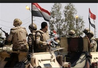 ارتش مصر 40 تروریست را به هلاکت رساند