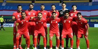 بازی تیم ملی فوتبال ایران و مالی لغو شد+سند