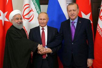 گزارش سی ان ان از توافق ایران، روسیه و ترکیه