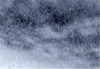 بارش سیلابی در ارتفاعات شهرهای شرق مازندران آغاز شد