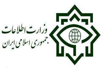 وزارت اطلاعات عناصر اصلی تحرکات اخیر اهواز را دستگیر کرد