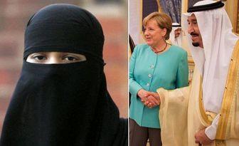 آلسعود قوانین اسلام را قربانی منافع سیاسی میکند+ تصاویر