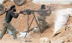 درگیری شدید بین تروریستها در سوریه